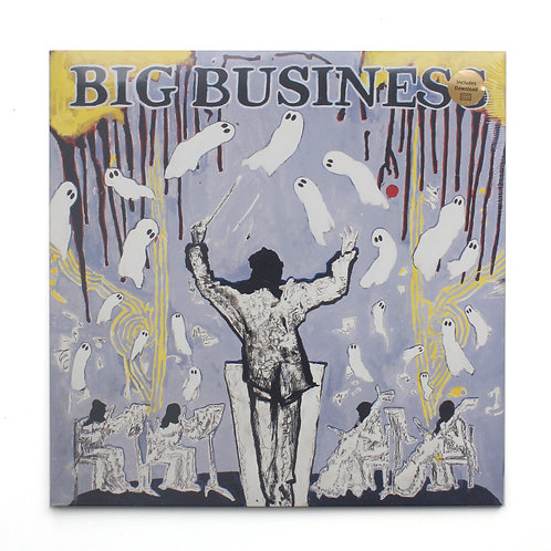Big Business ‎| Head For The Shallow | Factory Sealed Lp