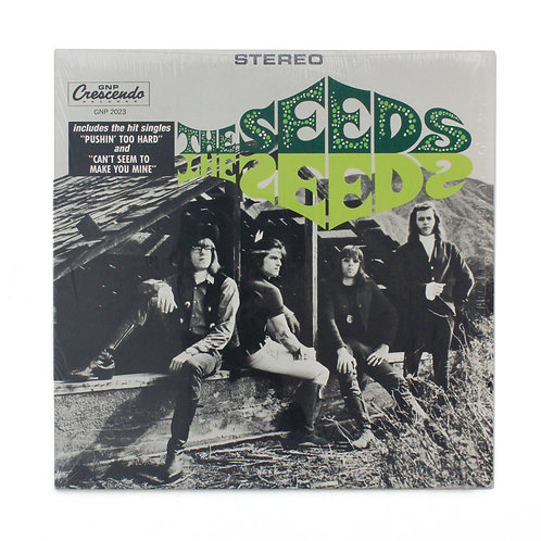 Seeds ‎| The Seeds | 2009 2023 Rp | Used lp