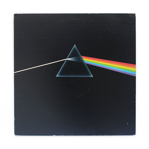 Pink Floyd ‎| The Dark Side Of The Moon | SMAS-11163 Capitol rp | Used Lp
