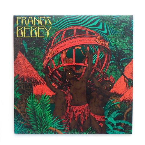 Francis Bebey|Psychedelic Sanza 1982 - 1984 | Used Lp
