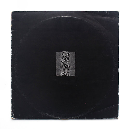 Joy Division ‎| Unknown Pleasures | Italy 1981 | Tex | Used LP
