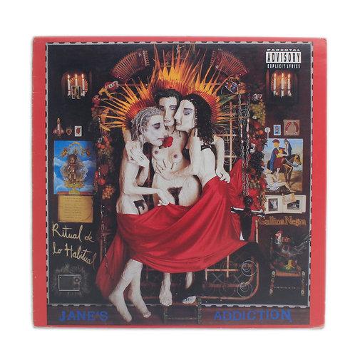 Jane's Addiction|Ritual De Lo Habitual | SRC 1991 | Used Lp