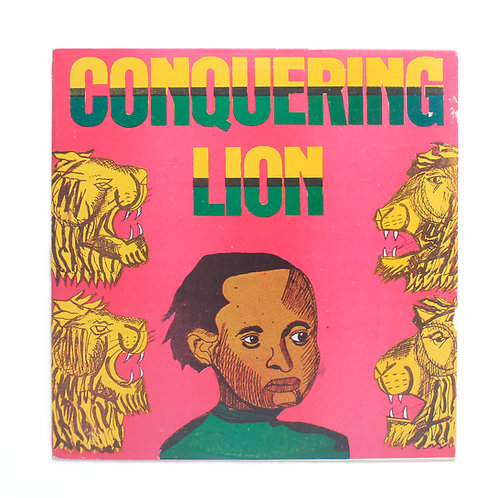 Vivian Jackson (Yabby You) ‎| Conquering Lion | Used Lp