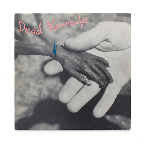 Dead Kennedys ‎| Plastic Surgery Disasters | 1982 UK | Inner + Booklet | Used Lp