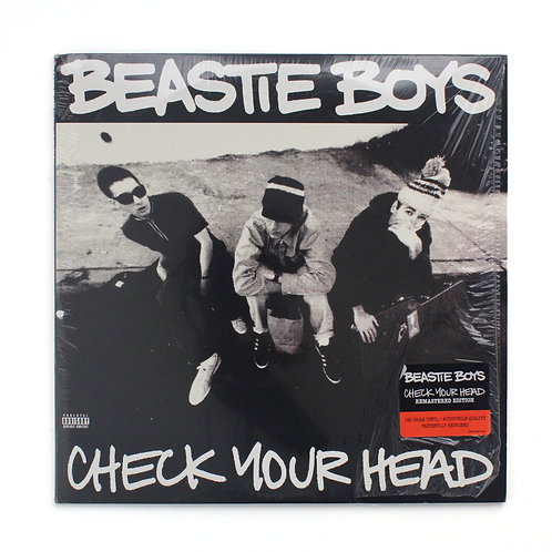 Beastie Boys ‎| Check Your Head | 2009 180 Remastered | Used Lp
