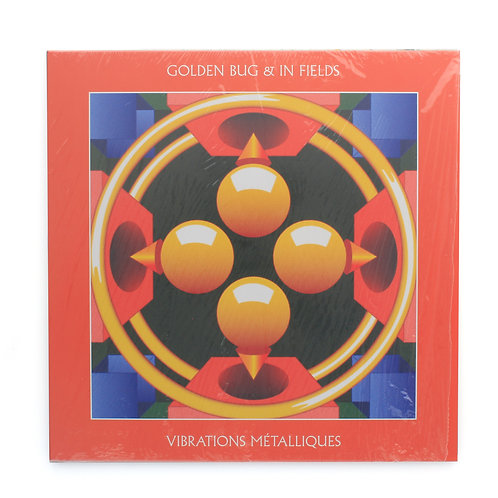 Golden Bug & In Fields | Vibrations Metaliques | Used Lp