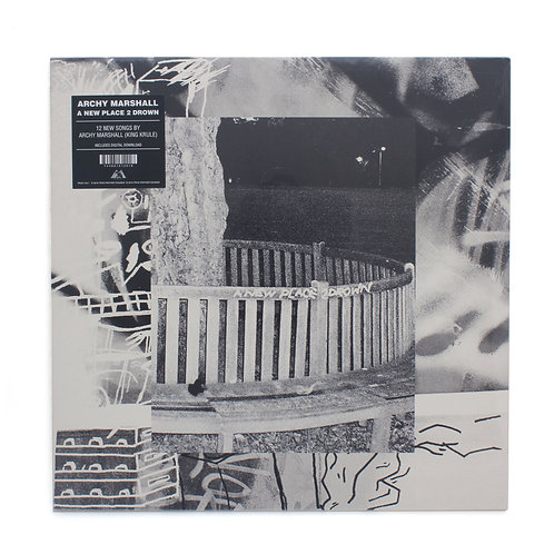 Archy Marshall | A New Place To Drown 2XLP | Factory Sealed Lp