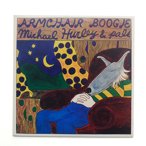 Michael Hurley & Pals | Armchair Boogie | Used Lp