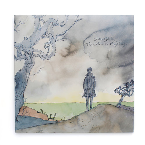 James Blake |The Colour In Anything | Used Lp