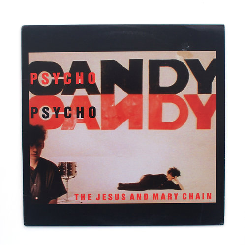 The Jesus And Mary Chain | Psychocandy | Used Lp
