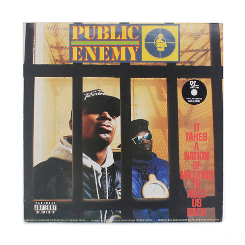 Public Enemy|It Takes A Nation Of Millions To Hold Us Back | 2000LTD | Used L