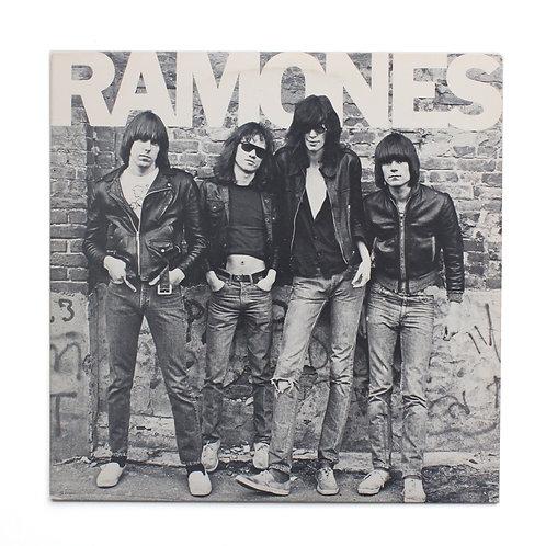 Ramones| Ramones | late 80's rp | Used Lp