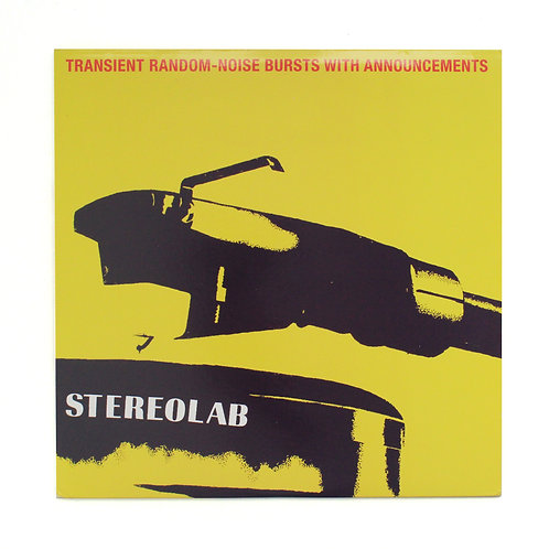 Stereolab| Transient... | 2012 | M- | Used Lp