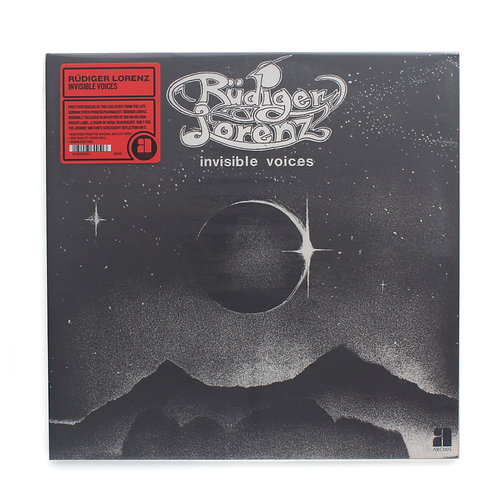 Rudiger Lorenz | Invisible Voices | Factory Sealed Lp