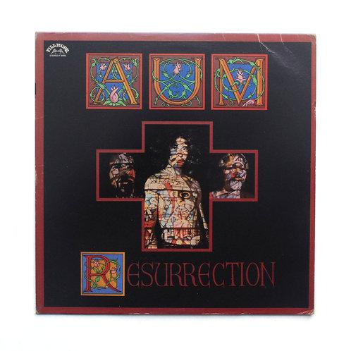 Aum |Resurrection | 1st Filmore | Ex