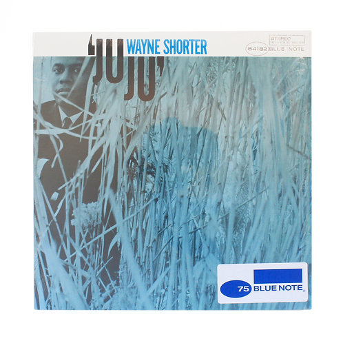 Shorter | Wayne Shorter | Juju | Bluenote 2014 Re | Used Lp