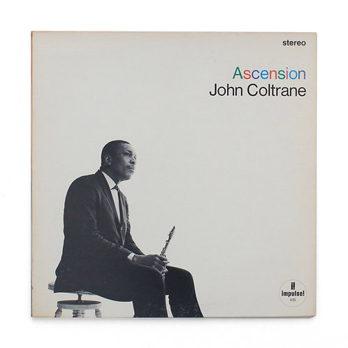 John Coltrane ‎| Ascension (1st of Edition II) | 1967 | Used Lp