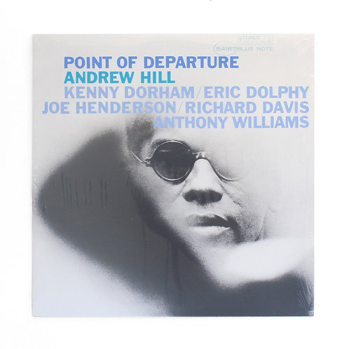 Andrew Hill ‎| Point Of Departure | Blue NoteRe 180g | Used Lp