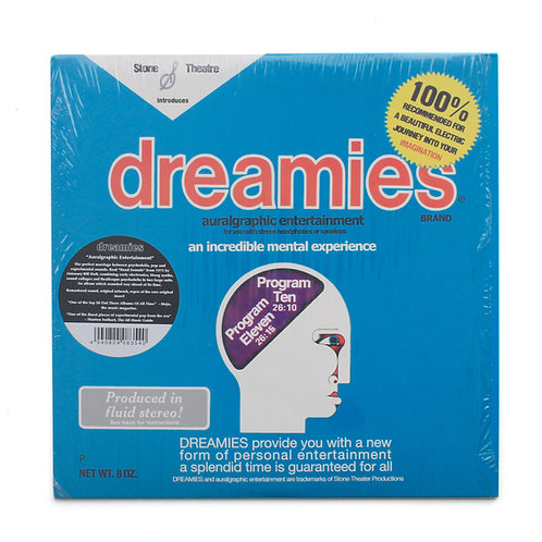 Dreamies|Auralgraphic Entertainment | Spain 2013 | Used Lp