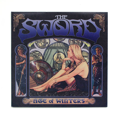 The Sword|Age Of Winters | 2006 | Used Lp