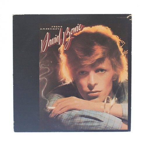 Bowie | David Bowie|Young Americans | 1975 RCA US | Used Lp