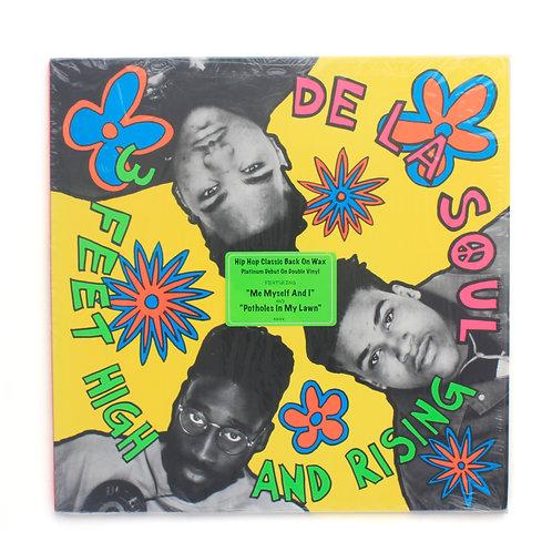 De La Soul 3 Feet High And Rising   Used LP