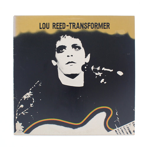 Lou Reed ‎| Transformer | 82 Netherlands | Used Lp