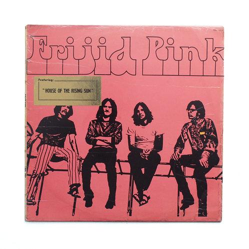 Frijid Pink|Frijid Pink | South Africa