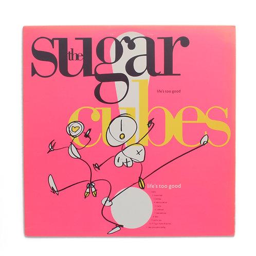 The Sugarcubes|Life's Too Good | Used Lp