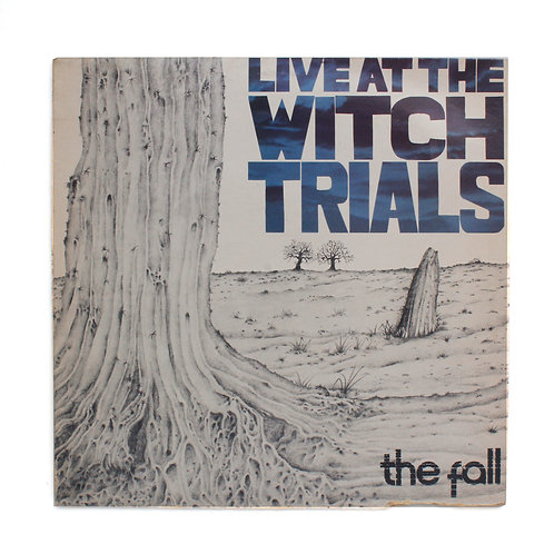 The Fall|Live At The Witch Trials | Used Lp