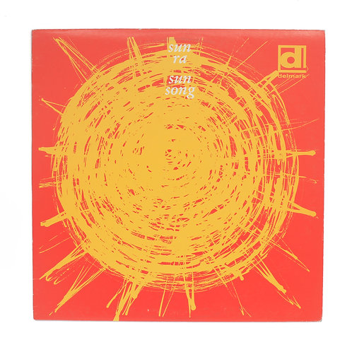 Sun Ra And His Arkestra | Sun Song | 2001| Used Lp