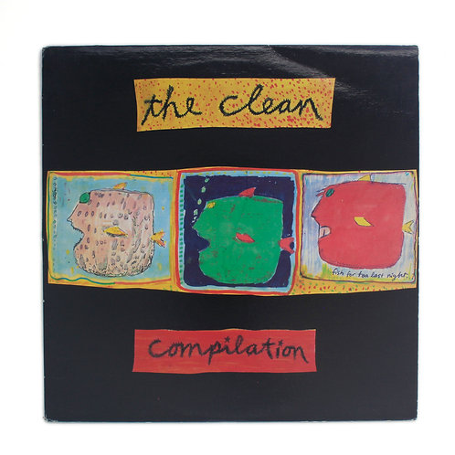 Clean, The|Compilation | Used Lp