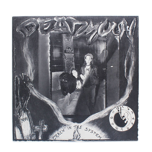 Dead Moon|Crack In The System | Used Lp