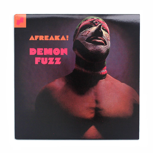 Demon Fuzz ‎| Afreaka! | Rp | Used Lp