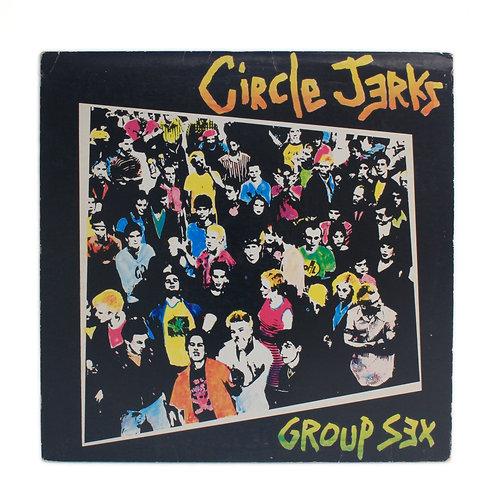Circle Jerks|Group Sex | 1980 | Used Lp