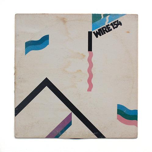 Wire|154 | 1979 WB BSK3398 | VG | LP