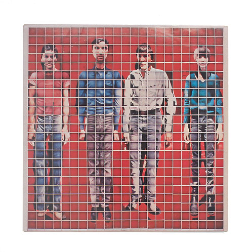 Talking Heads ‎| More Songs.. | 1st Sire Srk 6058 | VG+/M-| Used Lp