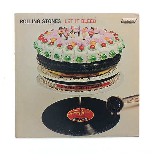 Rolling Stones|Let It Bleed | Used Lp