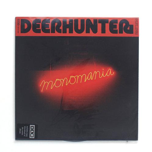 Deerhunter|Monomania | Cad 3307 | Used Lp