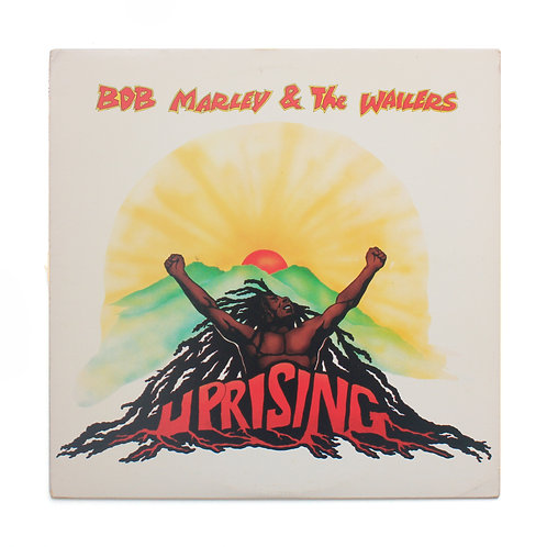 Bob Marley & The Wailers ‎| Uprising | 1980 | Used Lp