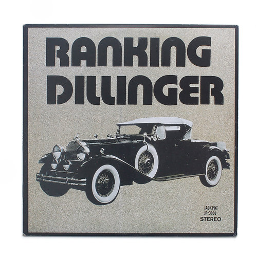 Ranking Dillinger | None Stop Disco Style | Green vnl | Used Lp