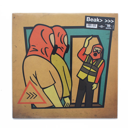 Beak> ‎– >>> | TR309 | Factory Sealed Lp