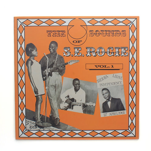 S.E. ROGIE | The Sounds Of.. | Used LP