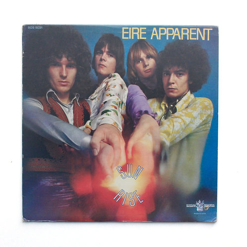 Eire Apparent|Sunrise | 1969 Buddah | Ex/M- | Used LP