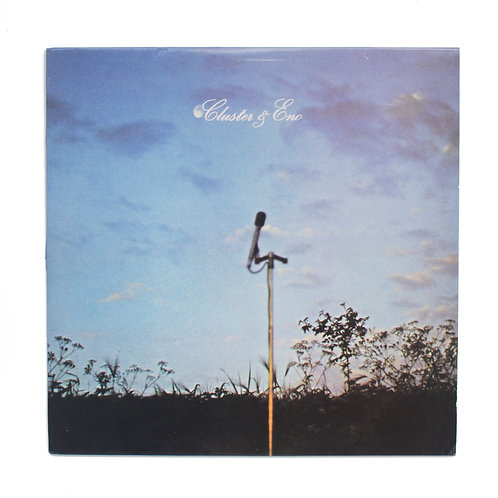 Cluster & Eno | Cluster & Eno | Re 2007 | Used Lp
