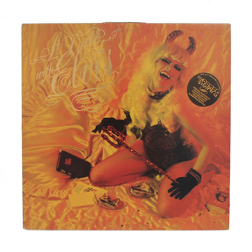 Cramps , The|A Date With Elvis | 1986 | LTD NUM Blue | Used Lp