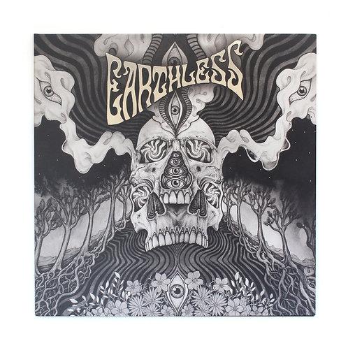 Earthless|Black Heaven | 2018 | Clear/Black Splatter | Used Lp