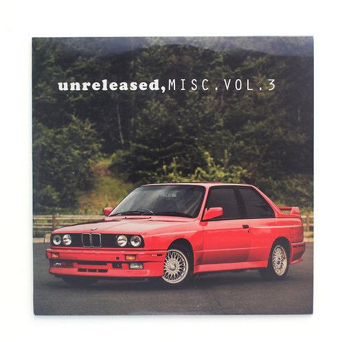 Frank Ocean ‎| Unreleased, Misc.Vol.3 | Pink 2xLP