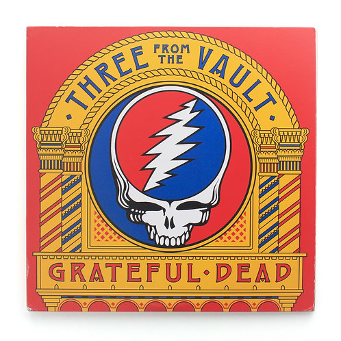 Grateful Dead|Three From The Vault | 4XLP| Used LP