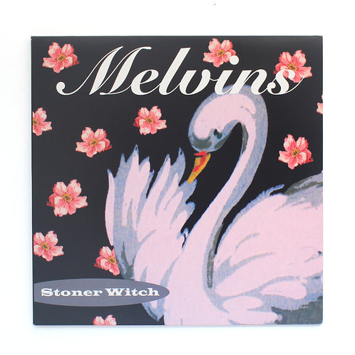 Melvins ‎| Stoner Witch | 2016 Third Man | Used Lp